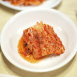 Royalty-Free Stock Photo: Korean kimchi in seoul restaurant