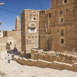 Shibam village in yemen - Lizenzfreies Foto