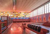 Old bowling club in asmara eritrea — Stock Photo