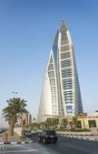 World trade center manama bahrain — Stock Photo