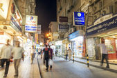 Souk in central manama bahrain — Stock Photo