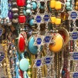 Tourist souvenirs in jerusalem israel — Stock Photo