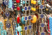 Tourist souvenirs in jerusalem israel — Stockfoto