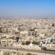 View of aleppo city in syria — Stock Photo #30487425