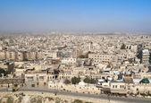 Visa staden aleppo i syrien — Stockfoto