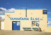 Tamarama beach lifesavers club in bondi sydney australia — Stock Photo