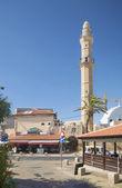 Tel aviv antiga rua — Foto Stock
