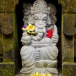 Ganesh hindu god statue in bali indonesia — Foto de Stock