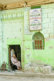 Cairo old town house in egypt — Foto Stock