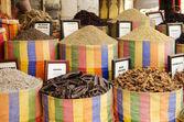 Koření trhu egyptské Káhiry — Stock fotografie