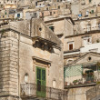 Traditional houses of modica in sicily italy — Stock Photo #50005099