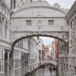 Bridge of Sighs Venice — Zdjęcie stockowe