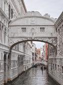 Bridge of Sighs Venice — Stock Photo