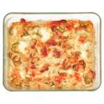 ������, ������: Courgettes zucchini pizza