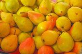 Fruta de la pera — Foto de Stock