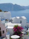 Oia ia in griekenland — Stockfoto