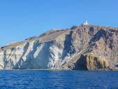 Akrotiri in Greece — Stock Photo
