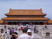 Des himmlischen friedens in peking — Stockfoto