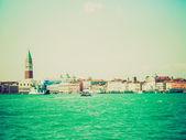 Venice retro look — Stock Photo