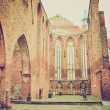 Klosterkirche, Berlin retro look — Stock Photo #31346757