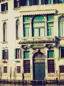 Venedig retro-look — Stockfoto
