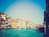 Look retrò di venezia — Foto Stock