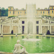 Villa della Regina Turin retro look — Stock Photo