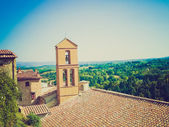 Cetona (si), siena, italië-retro op zoek — Stockfoto