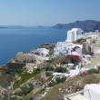 Oia Ia in Greece — Stock Photo