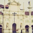 Venaria retro looking — Stock Photo