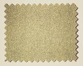 Fabric sample retro looking — Stock Photo
