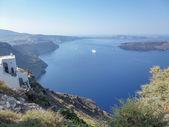 Fira in Greece — Stock Photo
