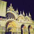 San Marco, Venice retro look — Stock Photo #32701923