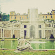 Villa della Regina Turin retro look — Stock Photo #32787153
