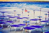 Shore beach retro looking — Stock Photo