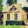Old cottage retro looking — Stock Photo #33638037