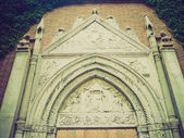 Ravenna, Italy retro looking — Stock Photo