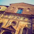 Stock Photo: Vintage looking BolognItaly