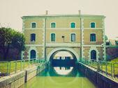 Padua, Italy retro looking — Stock Photo