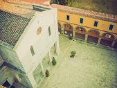 Chiusi, Italy retro looking — Foto de Stock
