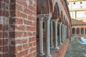 Staffarda Abbey — Stockfoto