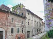 Castellazzo di Buronzo castle — Stock Photo
