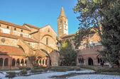 Staffarda Abbey — Foto Stock