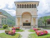 Sacro Monte Varallo — Stock Photo