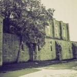 Постер, плакат: Vintage sepia San Galgano Abbey