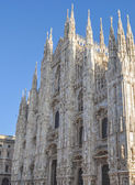 Duomo Milan — Stockfoto