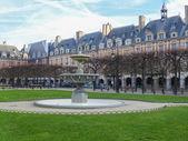 Place des Vosges Paris — Stock Photo