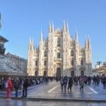 Duomo Milan — Stock Photo