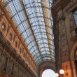 GalleriVittorio Emanuele II Milan — Stock Photo #39047867