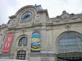 Quai d Orsai Paris — Stock Photo